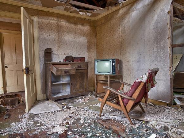 Television Set by Camairish