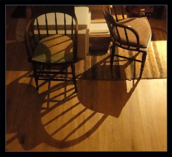 Seating Arrangement by CliveA