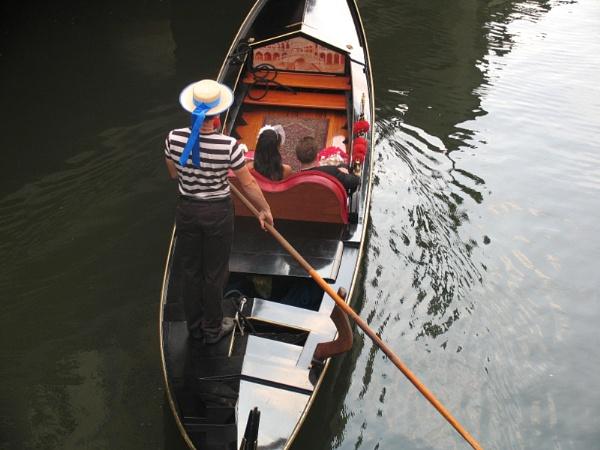 ~ The Wedding Gondola III by LexEquine