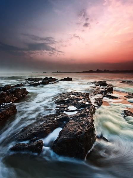 Trecco Bay Rocks