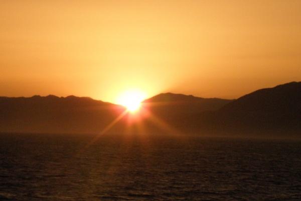 Sundown at Malaga by cameraboy