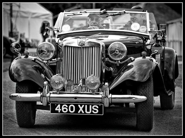 1951 MG TD CONVERTIBLE
