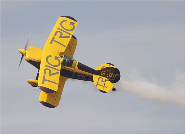 Pitts Special by howdog