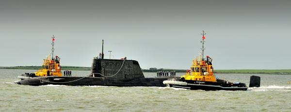 HMS Ambush by Martyn_U