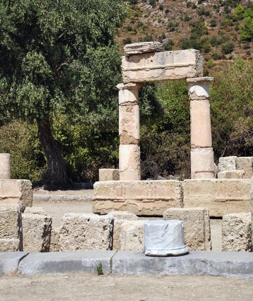 Caunos Ruins, Dalyan Turkey by Rapido57