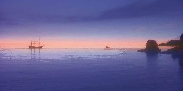 Sailors Sunset by Blakey_Boy