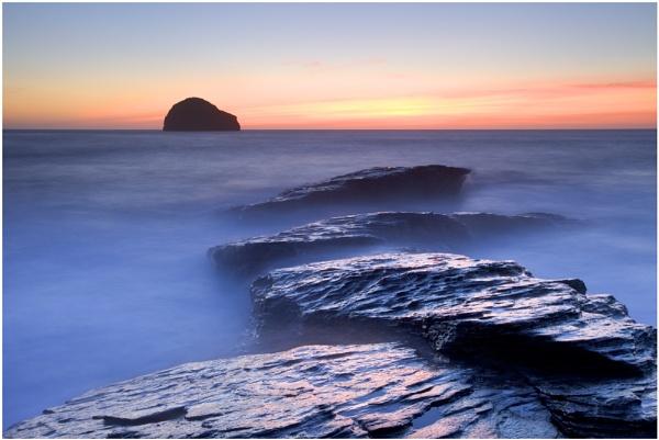 Heavenly Sea by andychatt