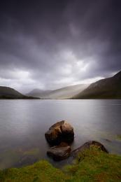 Light At Loch Etive