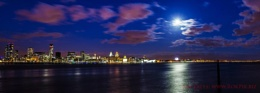 Blue Moon Over Liverpool