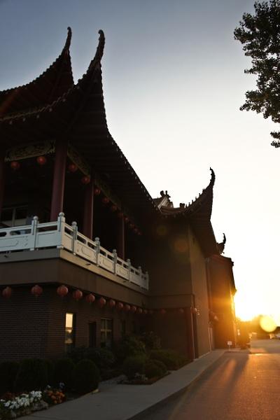 Lingyen Mountain Temple II- Richmond, BC by Swarnadip