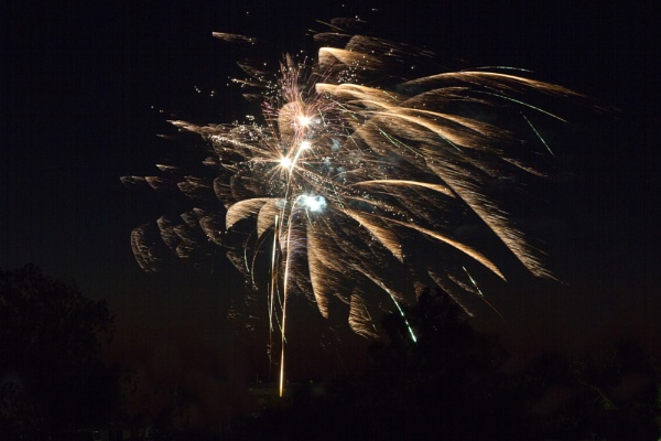 Fire works 2 by Hedoff