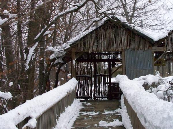 walking in a winter wonderland by blkwolf007