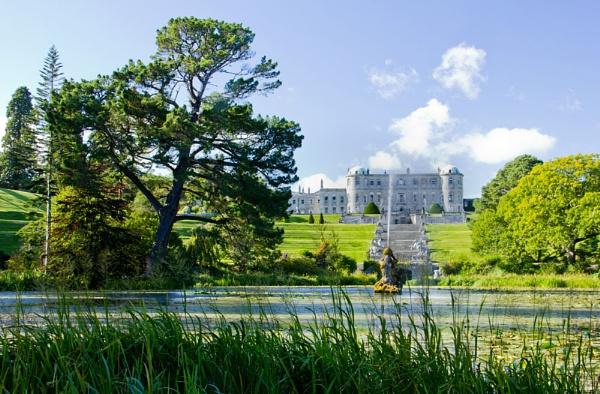 Powerscourt Gardens by Hilmar