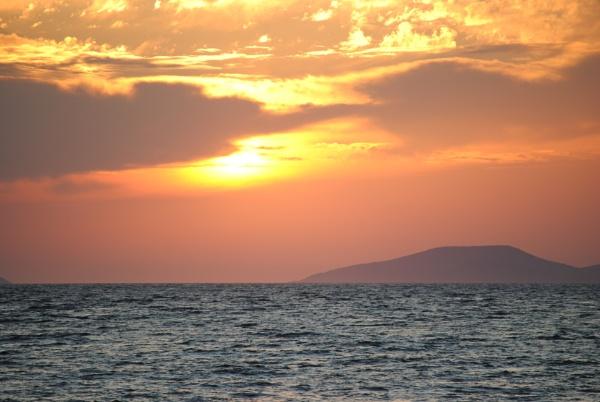 Less Sea = More Sky by elainebaker