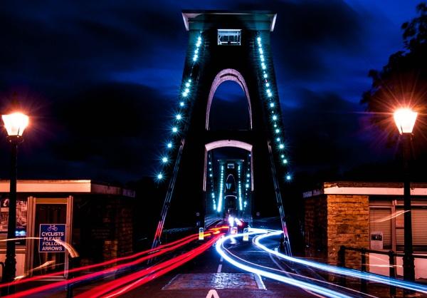 Light Trails by michelle_Dixon