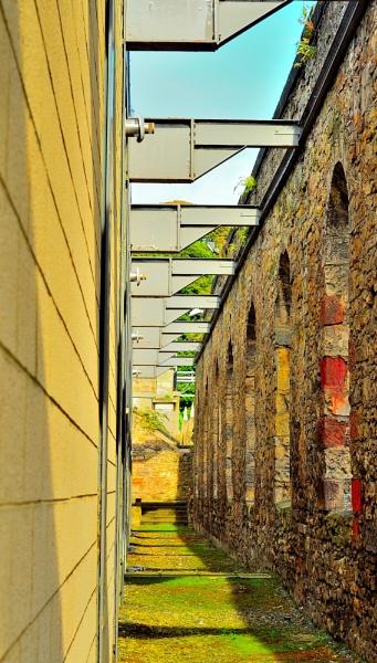 Secret Passageway by widtink