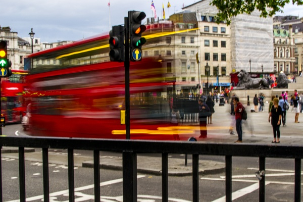 london rush by joseneves