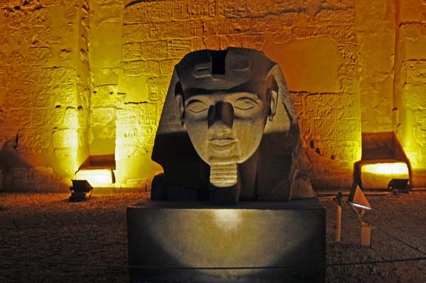 Taken at karnak Temple Egypt by realspeed