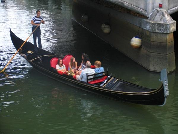 ~ Emergence Of The Gondola by LexEquine