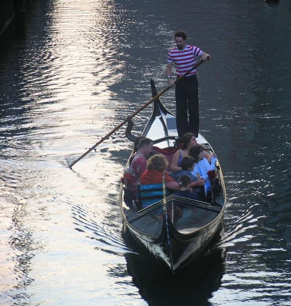~ The Shining Gondola by LexEquine