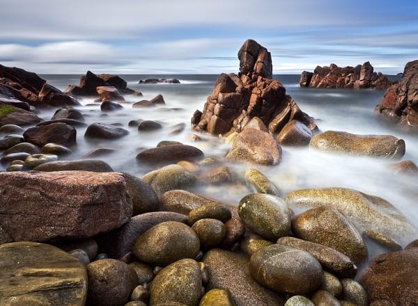 Pebble Beach by garymcparland