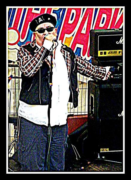 Old Punks Keep Rockin\' by GedK