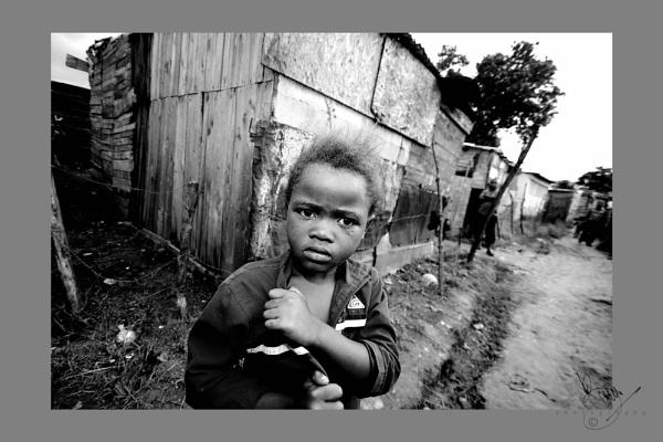 Township Children by Zilba
