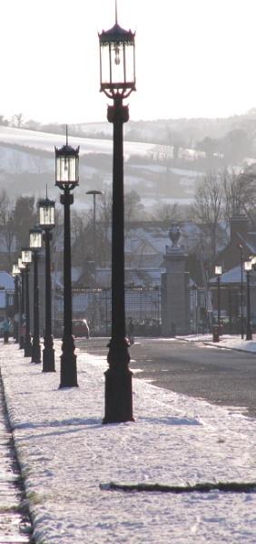 Street Lamp by lucybmc