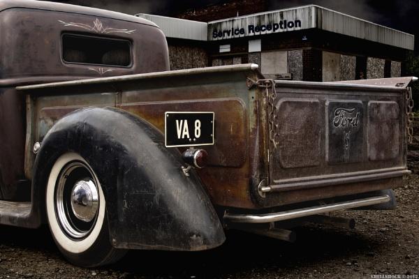 Ford V8 by shellshock