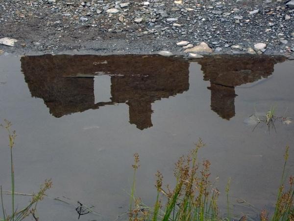 Upside down reflection by alwynkent123
