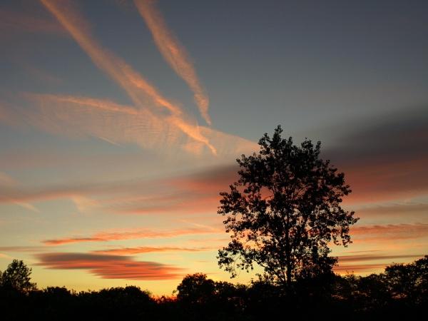 Sunrise over Stafford Moor by carpmanstu