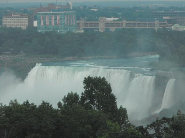 Mighty Niagara Falls by maryspics
