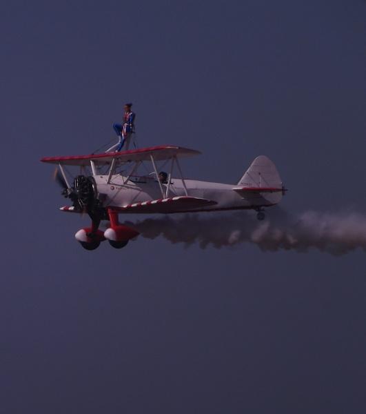 wing walker by WAKO