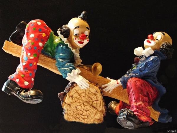 Clowning Around by crissyb