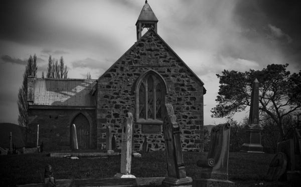 Sunday service by foto_foley