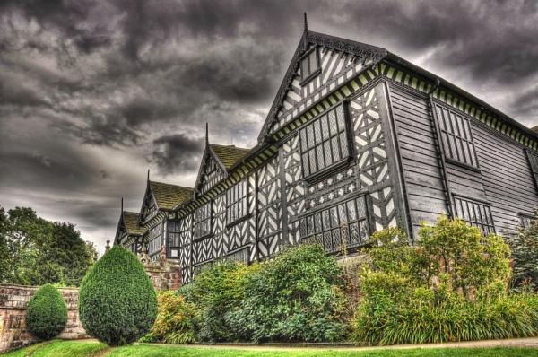 Speke Hall by Westroyd08