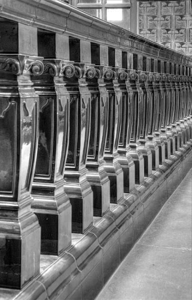 Balustrade - Victoria Baths - Manchester by Westroyd08