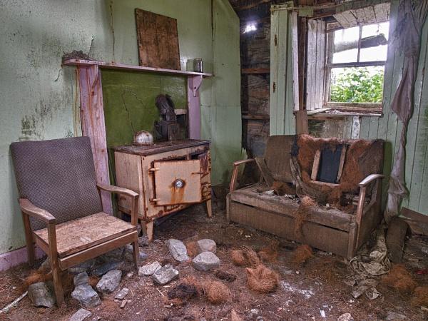 Abandoned by Camairish