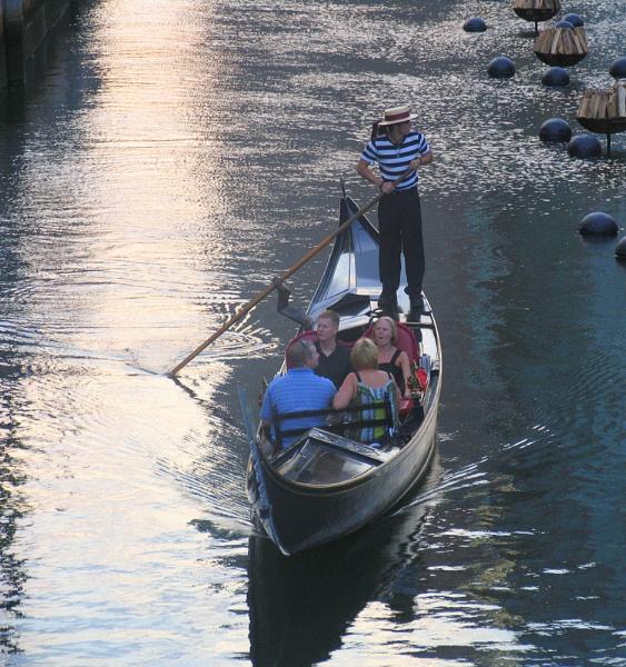 ~ The Shining Gondola II by LexEquine