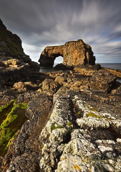 To The Sea Arch by garymcparland
