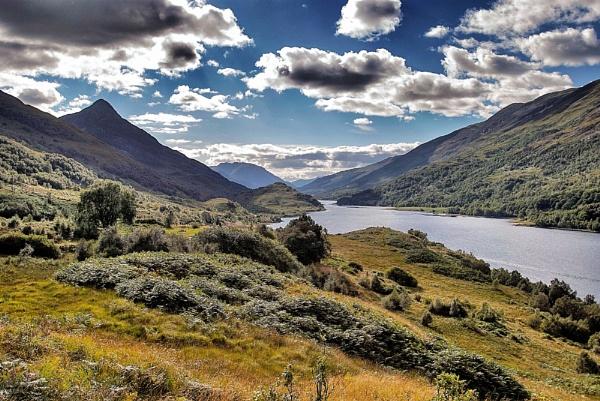 Loch Leven by YoBellzaa