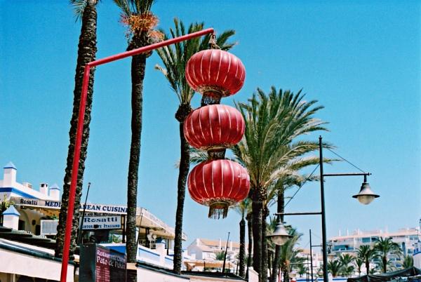 Chinese Lanterns by nickthompson
