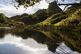 The Fairy Glen. Isle of Skye