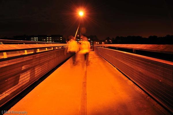Cross the bridge by jholmes