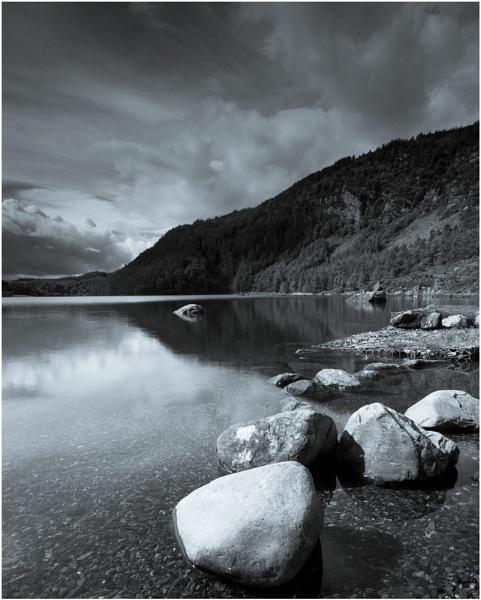 Llyn Geirionydd by JanieB43
