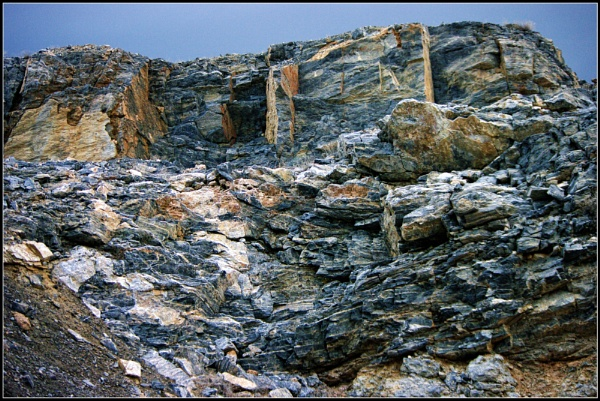Geological Disruption by nonur