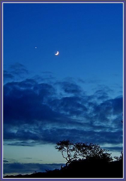 Twilight Over Loch Sunart, Scotland. by macroman