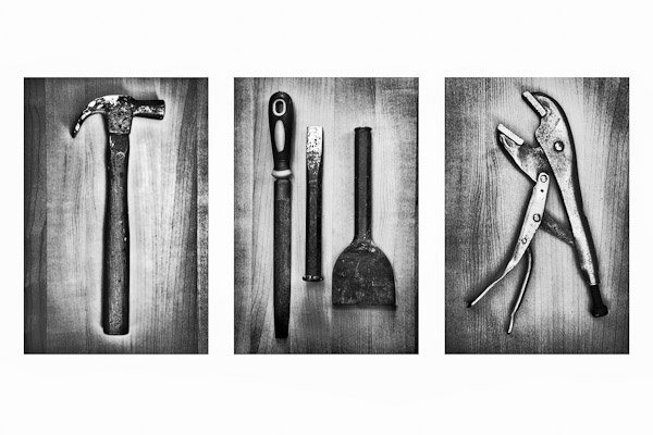 Old tools by Phil_Bird