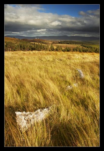 Laggan Hill by almiles