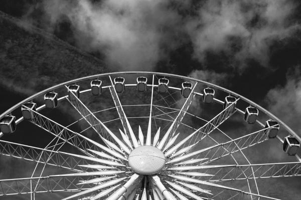 Brighton wheel by zippy123